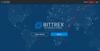 Главная страница Bittrex International   // Источник:international.bittrex.com