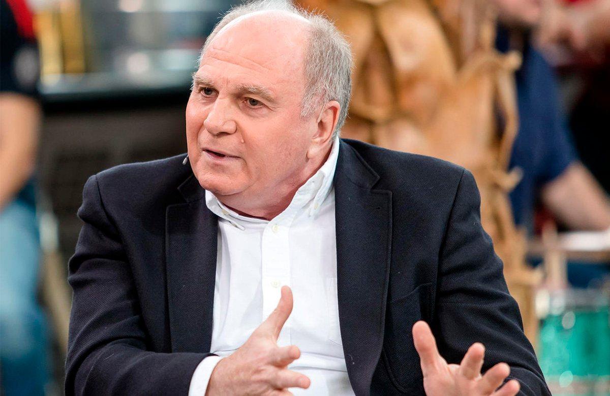 Президент Баварии, Ули Хеннес