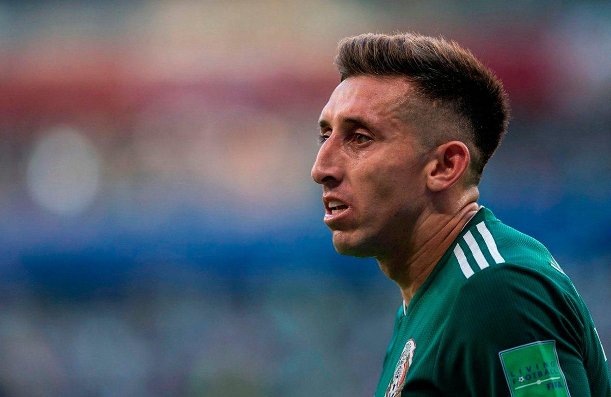 Эррера подпишет контракт с Атлетико