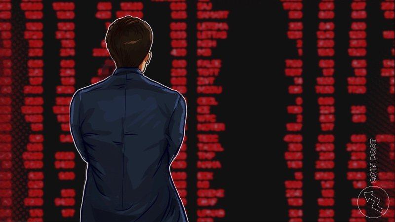 Капитализация китайского фондового рынка уменьшилась более чем на $560 млрд за неделю