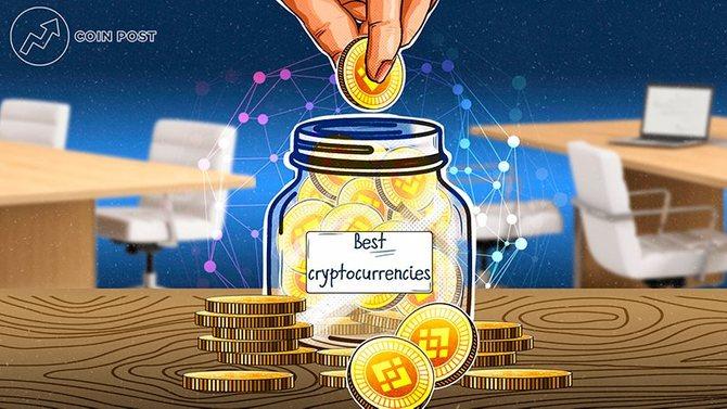 Перспективная криптовалютаBinance Coin