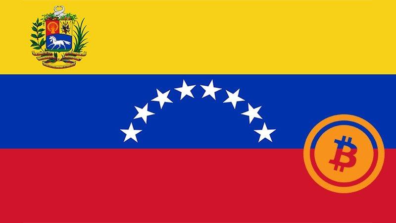 Криптовалюты в Венесуэле