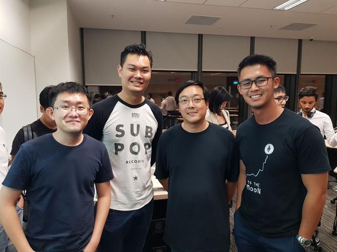 Команда Litecoin