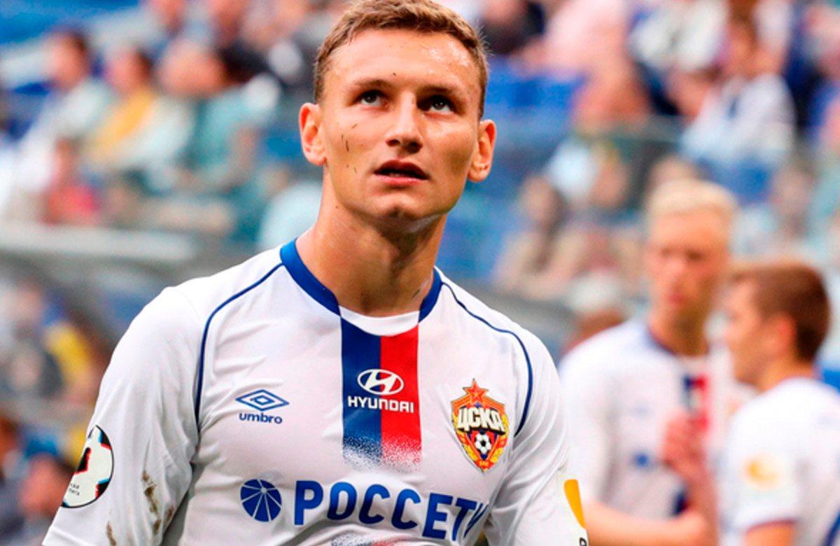 Чалов пока остается в ЦСКА