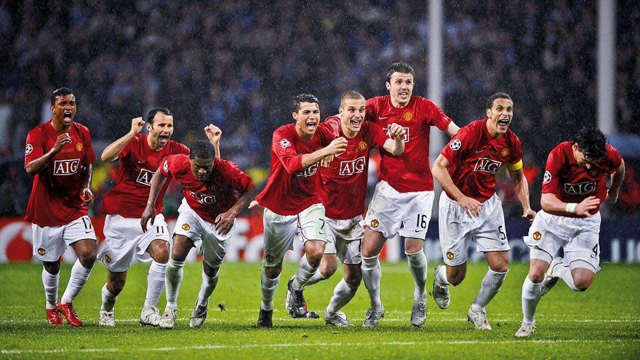 Манчестер Юнайтед выиграл московский финал ЛЧ