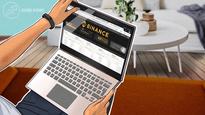 Binance открывается в США