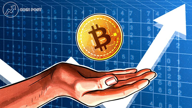 Рост Bitcoin $8700