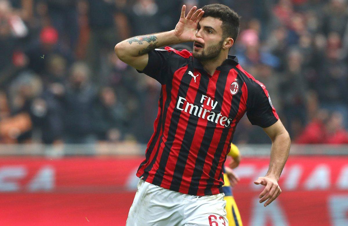 Патрик Кутроне покинет Милан