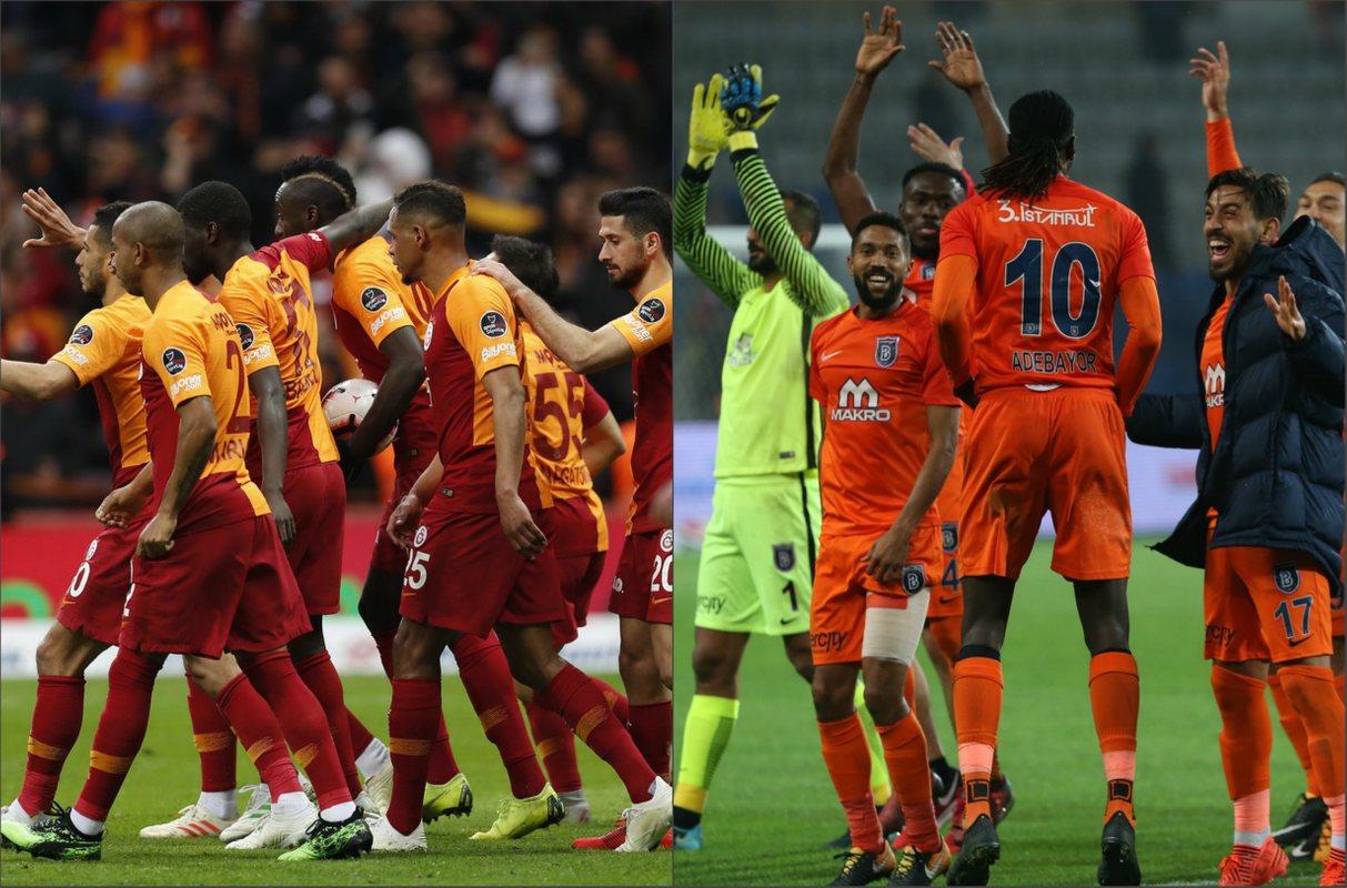 Галатасарай и Истанбул Башакшехир разыграют чемпионство Турции