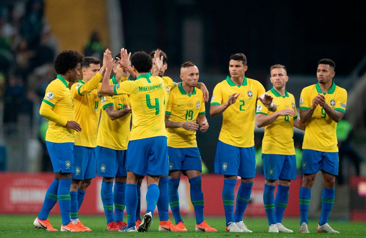 Бразилия впервые за 12 лет сыграет в полуфинале Кубка Америки