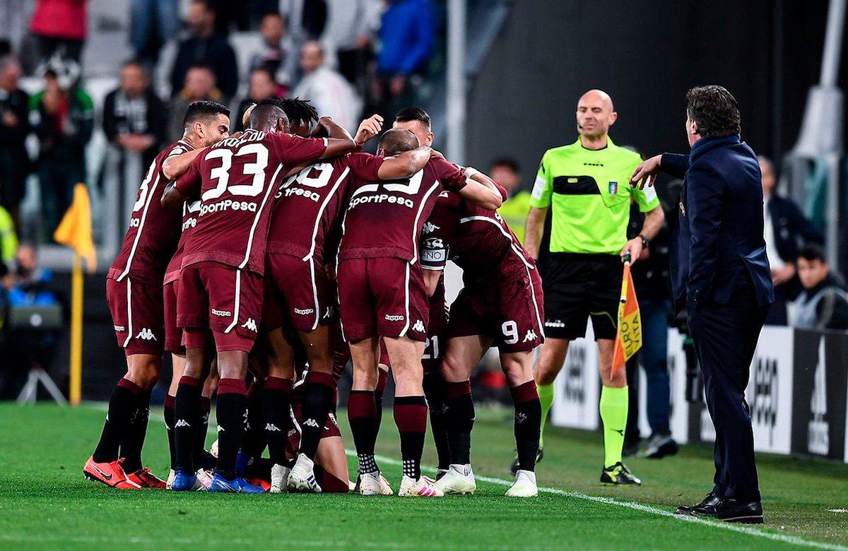 Торино проводит один из лучших сезонов в истории
