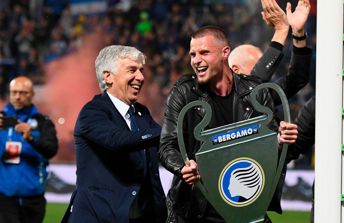 Джан Пьеро Гасперини подарил Аталанте Лигу чемпионов