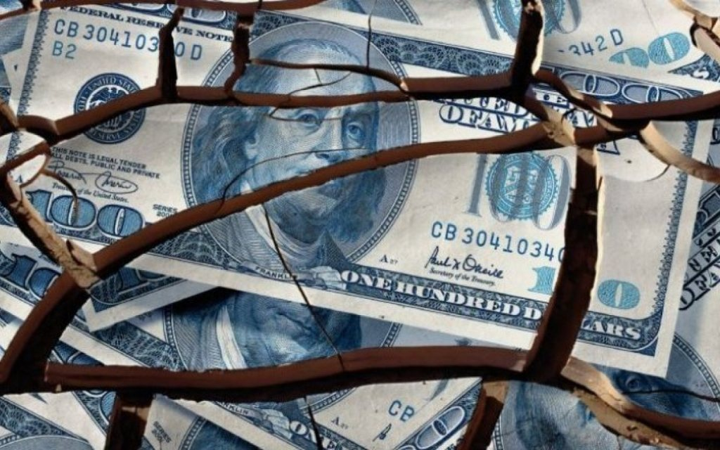 Крах доллара США