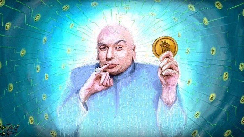 Покупка биткоинов на $100 млн