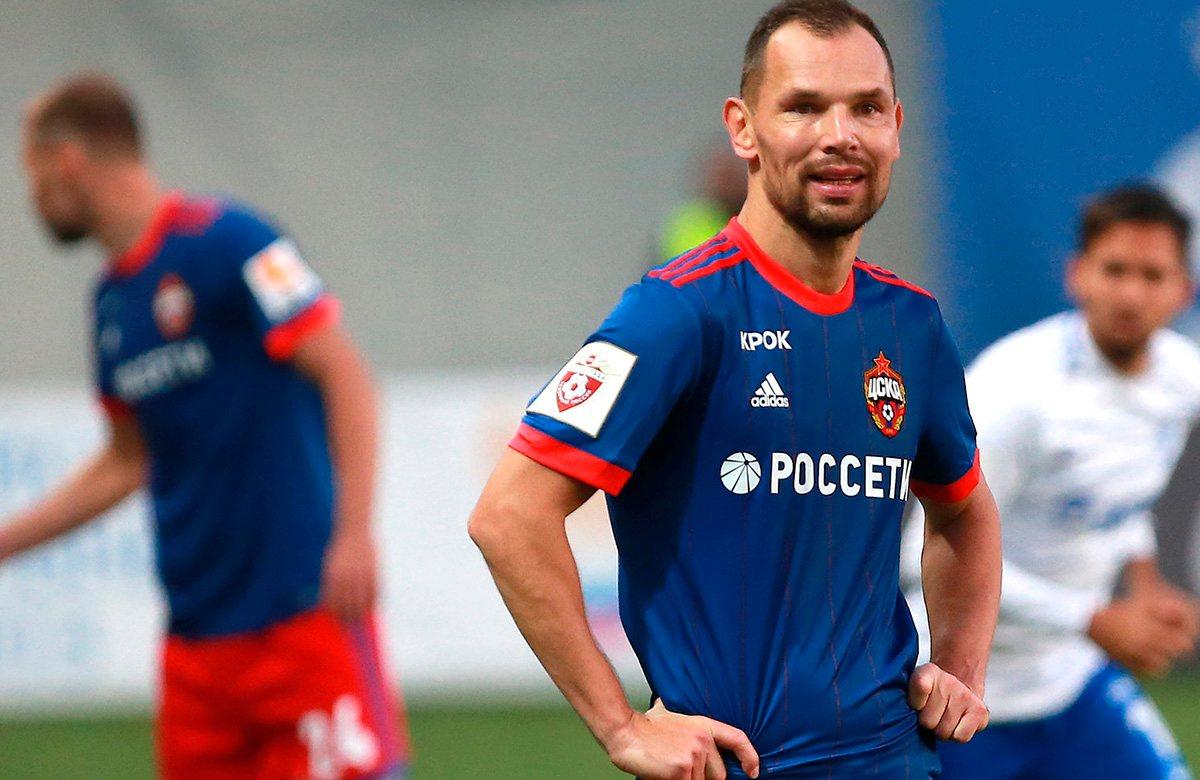 Сергей Игнашевич стал легендой ЦСКА