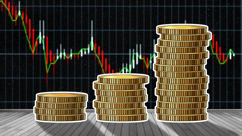 Изменение цены Bitcoin
