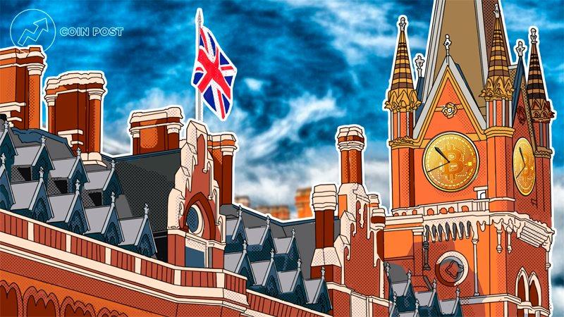 Великобритания развитие криптовалют