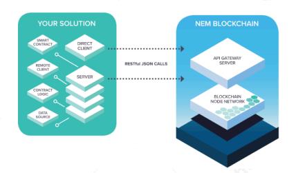 Структура системы NEM