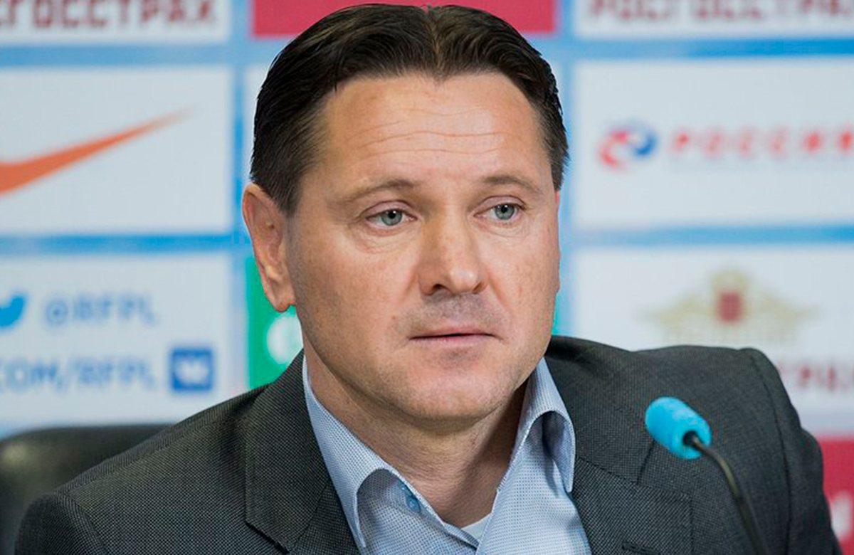 Дмитрий Аленичев покидает Енисей
