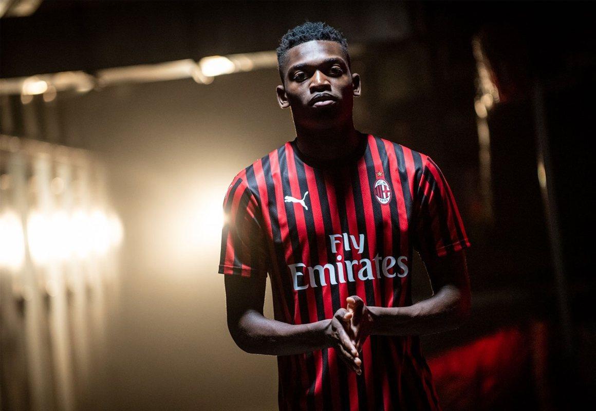 Леау - пока самый дорогостоящий новичок Милана