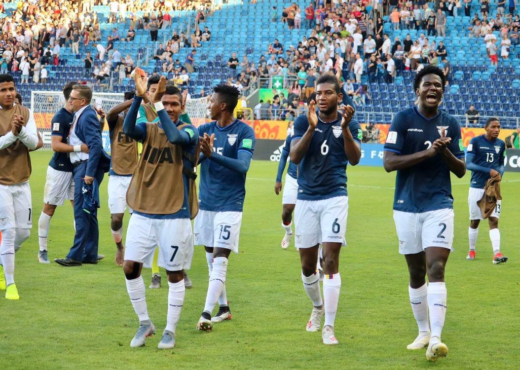 Эквадор уверенно переиграл Уругвай