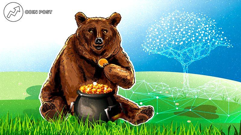 Медведи ушли с криптовалютного рынка
