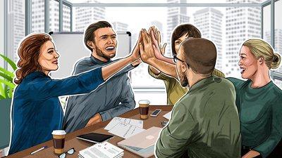 Сотрудничество корпораций и Hedera Hashgraph