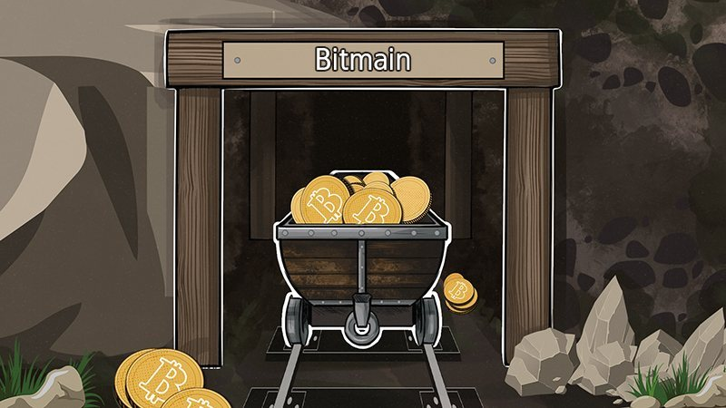 Майнинг-гигант Bitmain