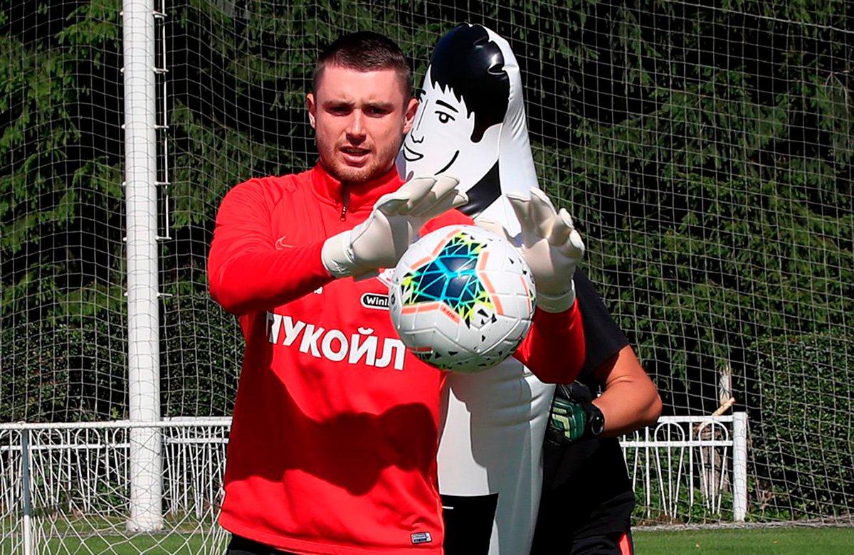 Александр Селихов выбыл на 7-8 месяцев