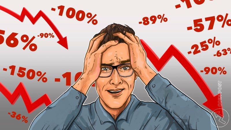 Forbes: криптовалютные миллиардеры потеряли $15,5 млрд во время падения 19 мая