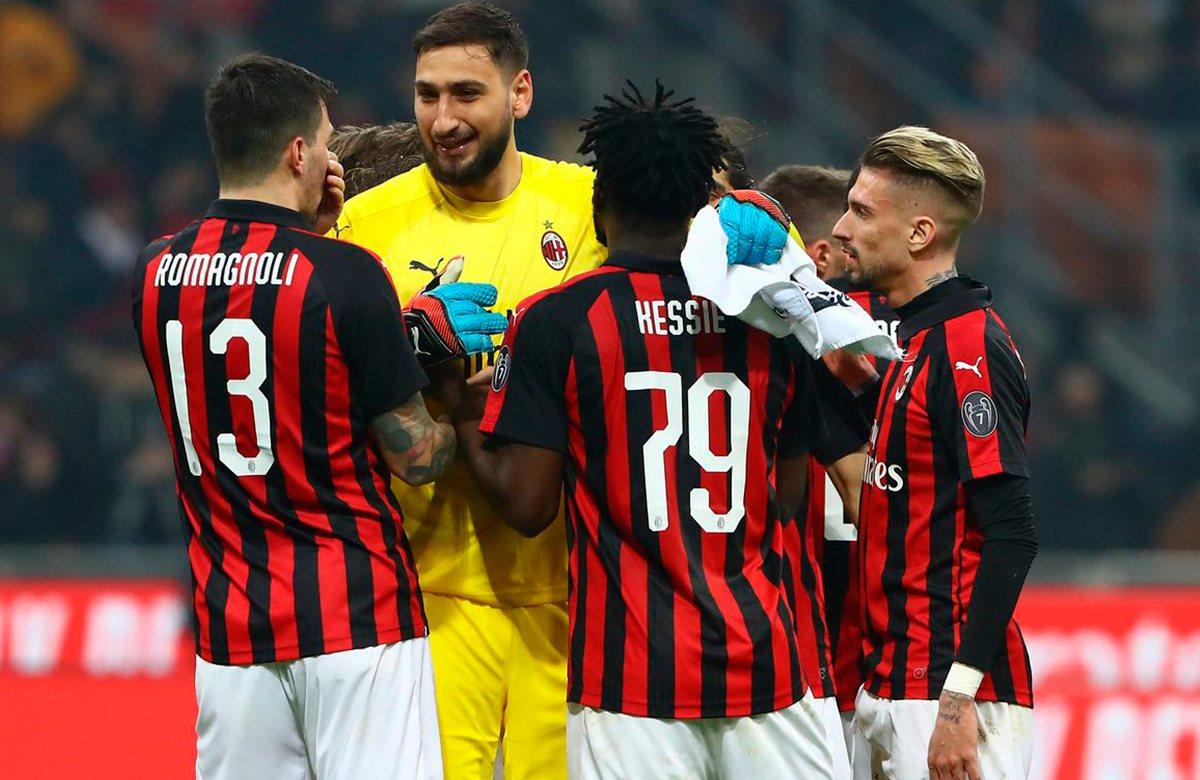 Милан не сыграет в ЛЕ-2018/19