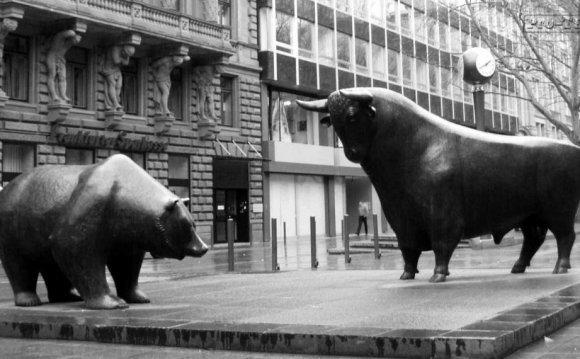 Бык и медведь на Уолл-стрит