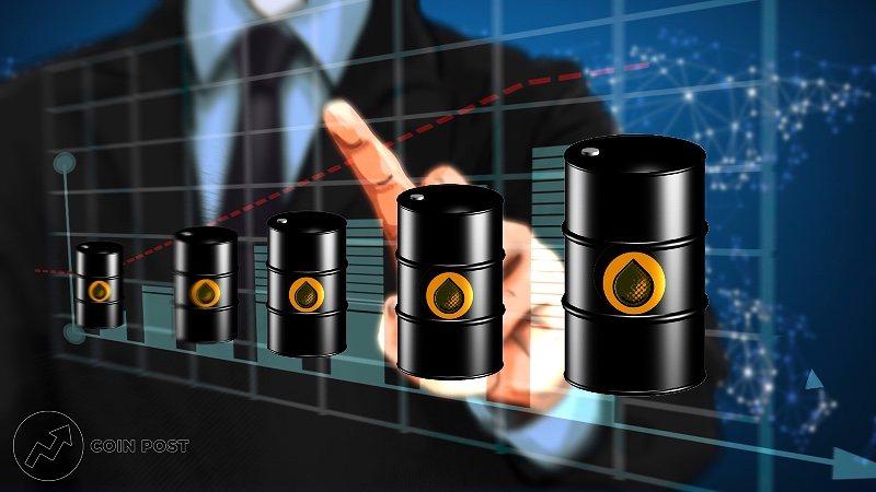Нефть Brent достигла ценового максимума за последние два месяца на уровне выше $70
