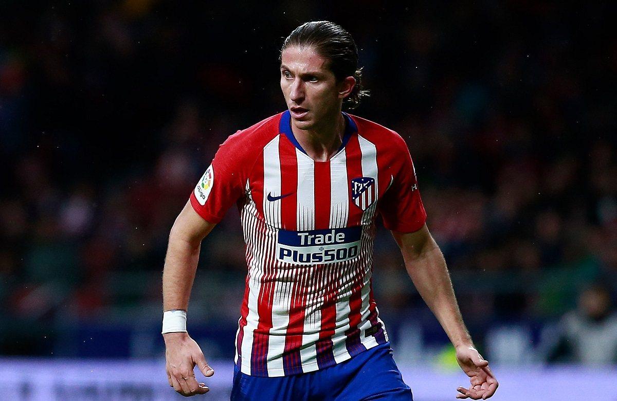Фелипе Луис готовится к переезду в Каталонию?