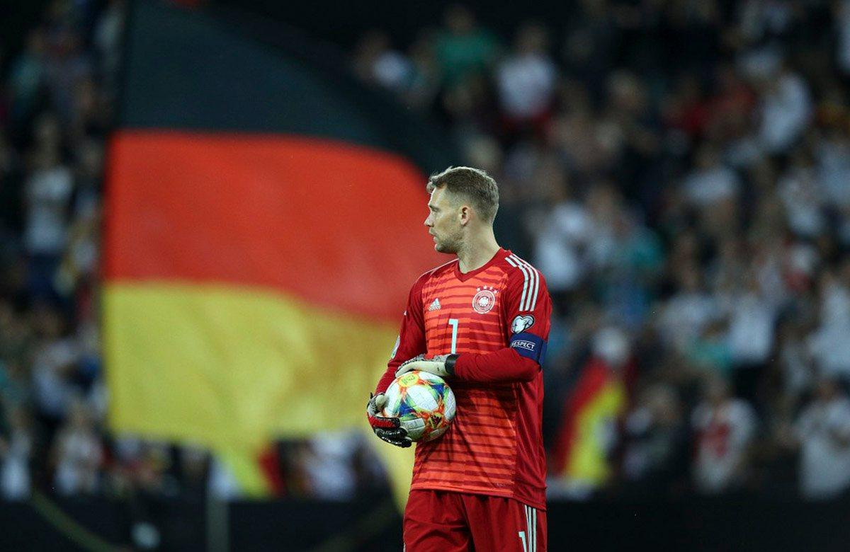 Мануэль Нойер – рекордсмен сборной Германии