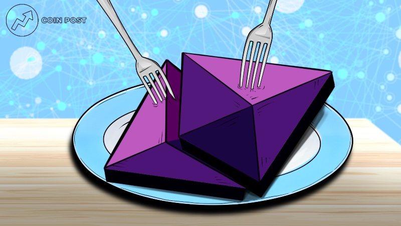 В блокчейне Ethereum прошел хардфорк London. Монета показала рост
