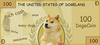 Банкнота DOGE