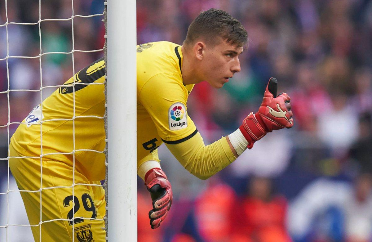 Андрей Лунин в Реал не вернется