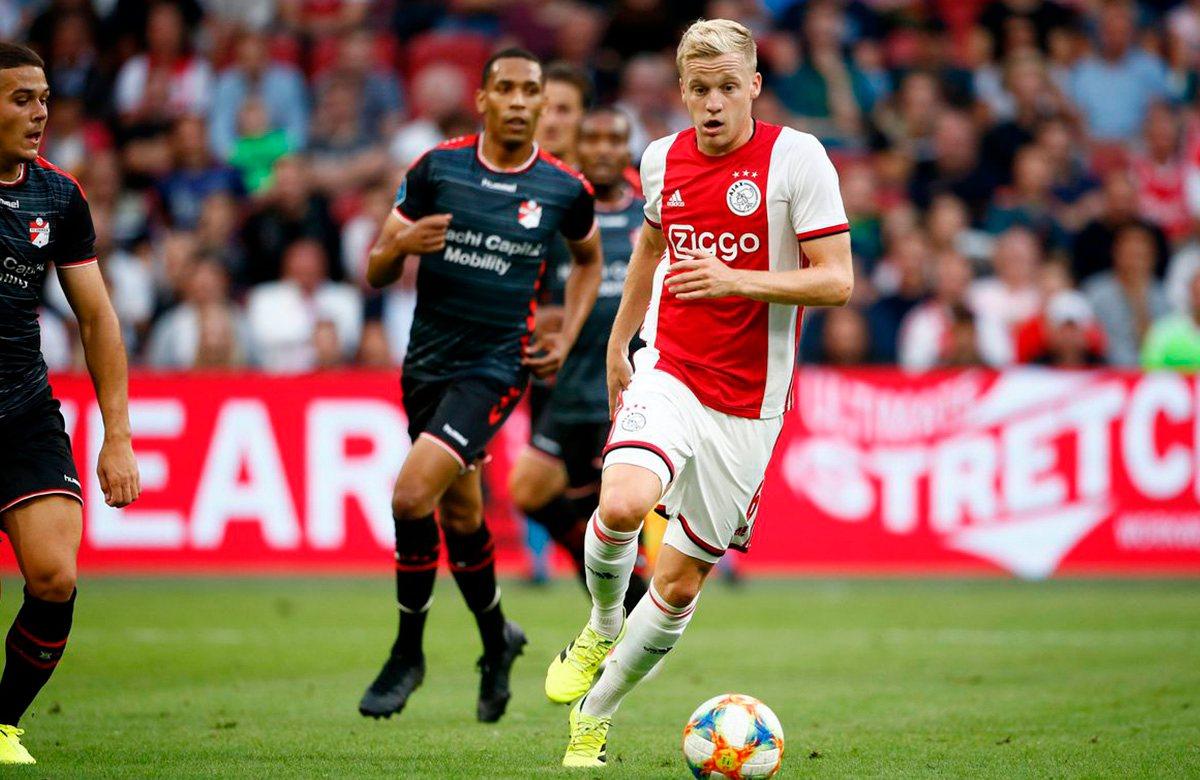 Донни ван де Бек хочет перейти в Реал