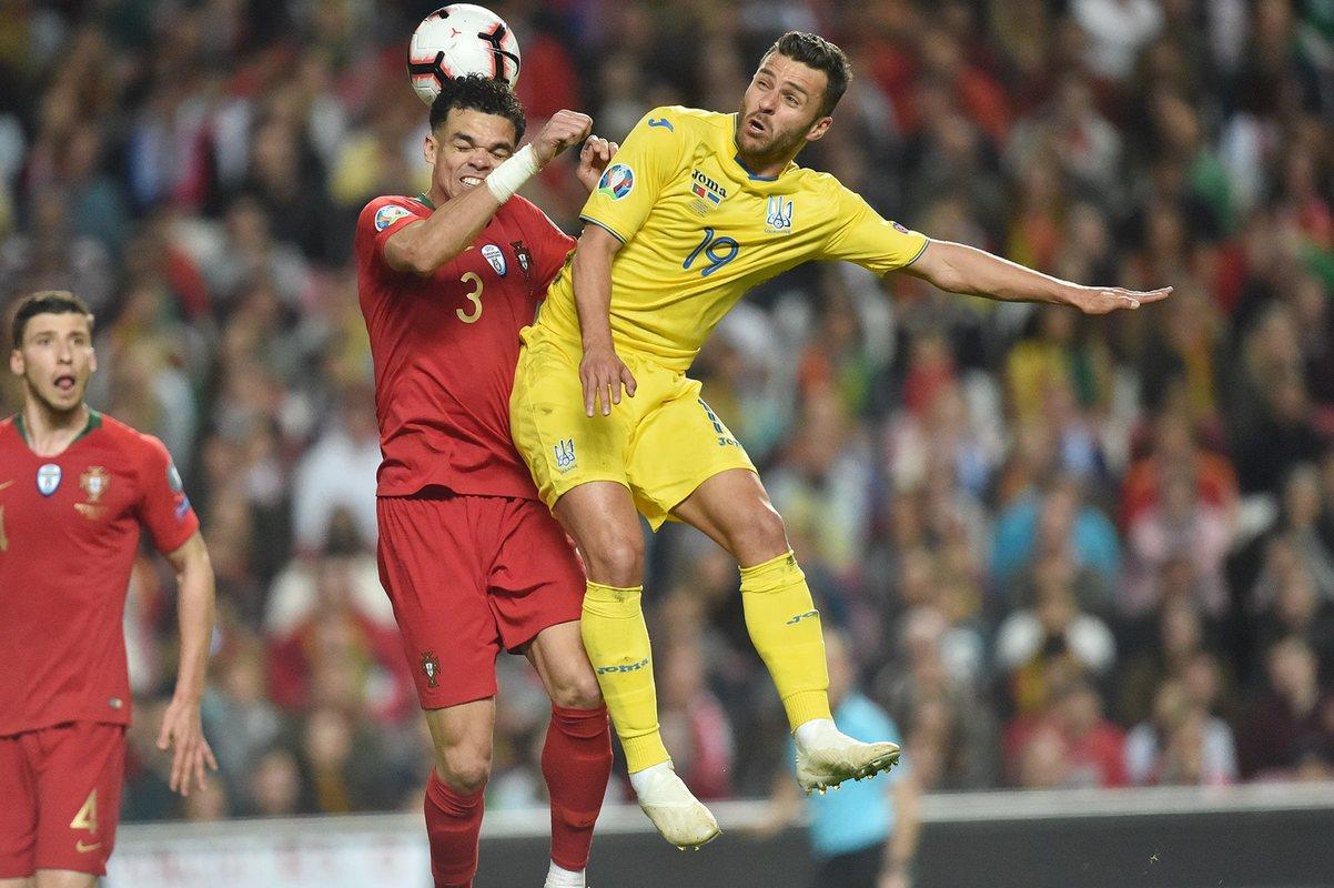 Жуниор Мораес теперь играет за Украину
