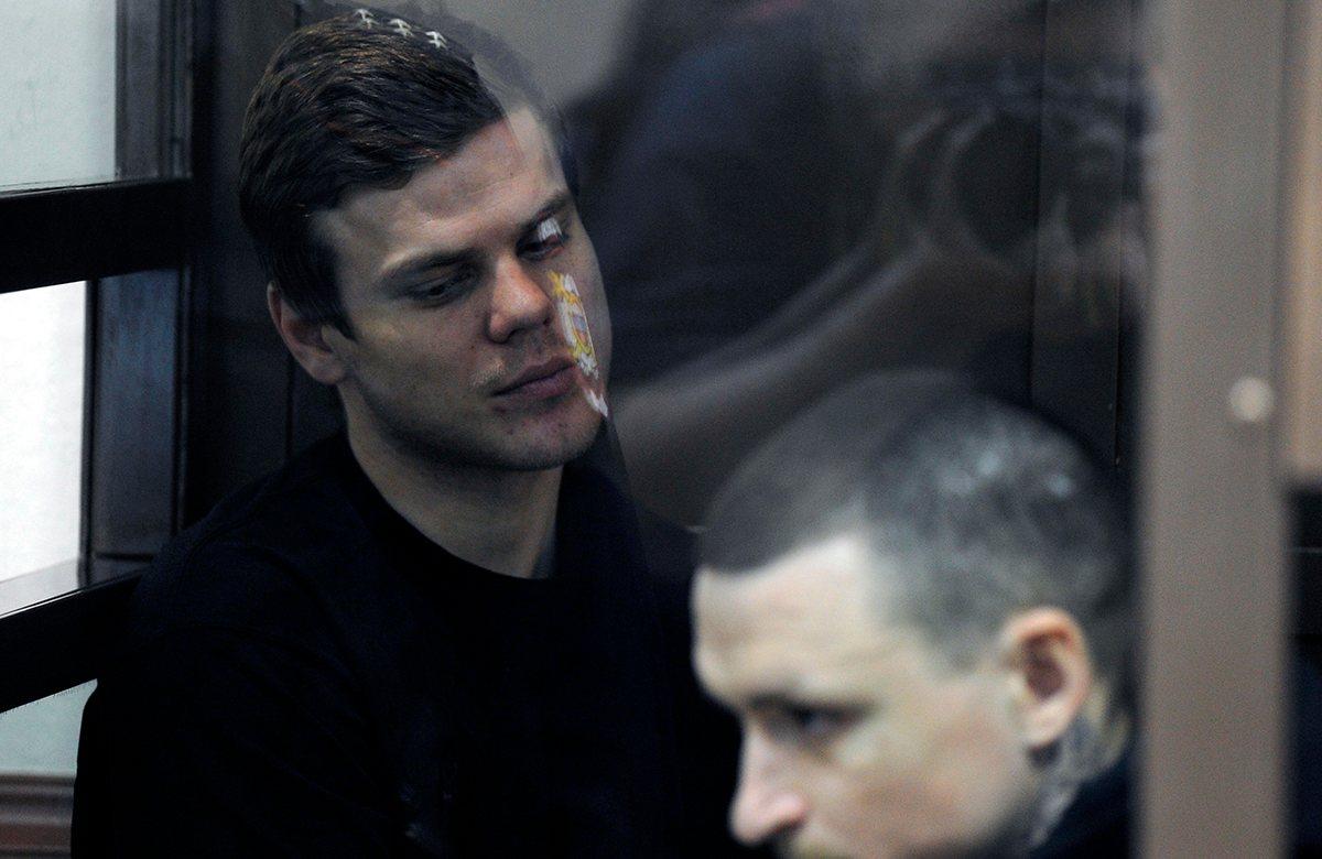 Александр Кокорин и Павел Мамаев выйдут на свободу в конце года