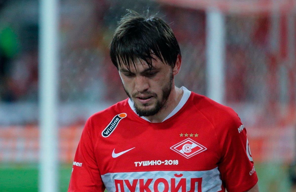 Резиуан Мирзов пропустит от пяти до шести недель