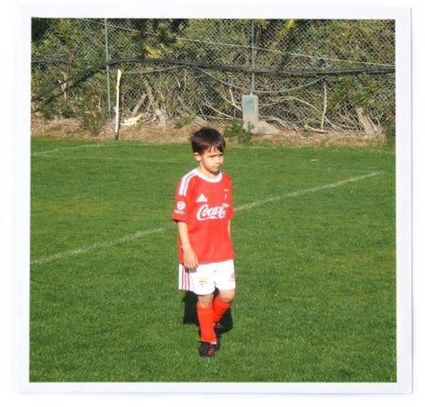 Жоау Фелиш в детстве