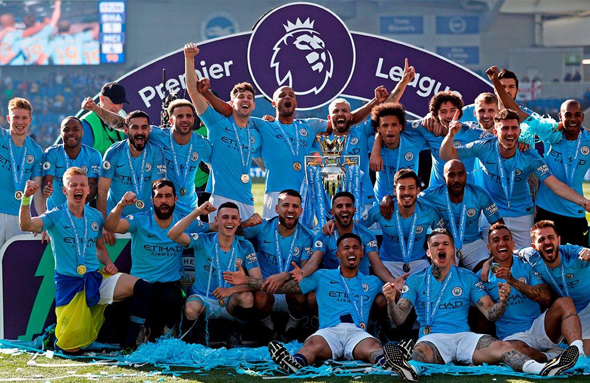 Манчестер Сити защитит титул?