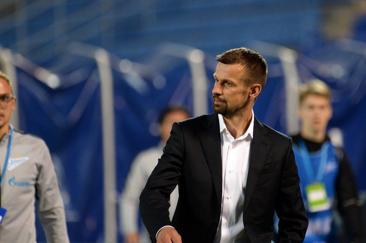 Сергей Семак – лучший тренер России сезона-2018/19