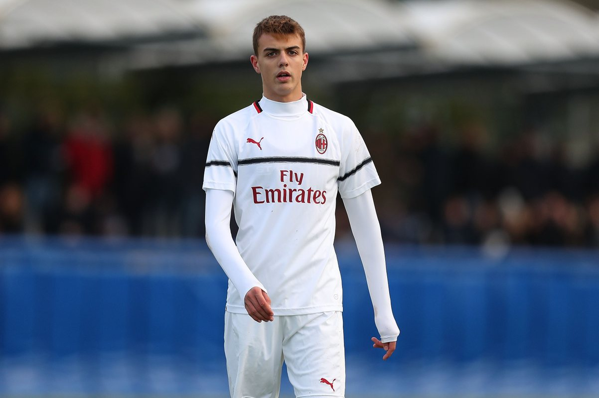 Сын Мальдини Даниэле – талант Милана
