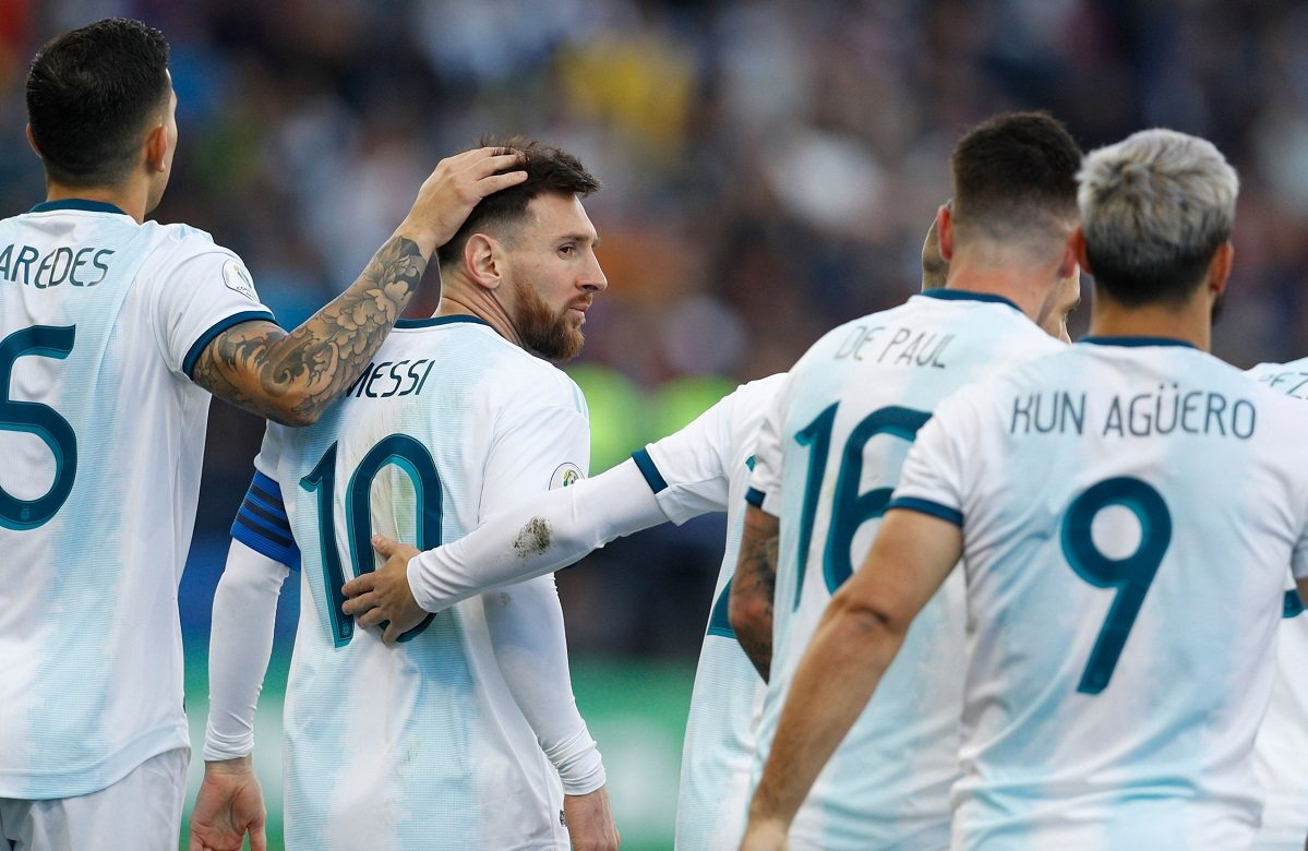 Аргентина не будет играть в турнирах под эгидой УЕФА