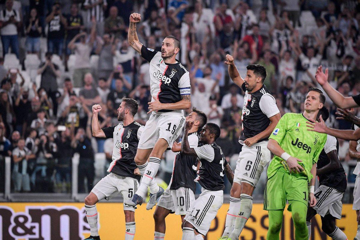 Ювентус одержал вторую победу в Серии А