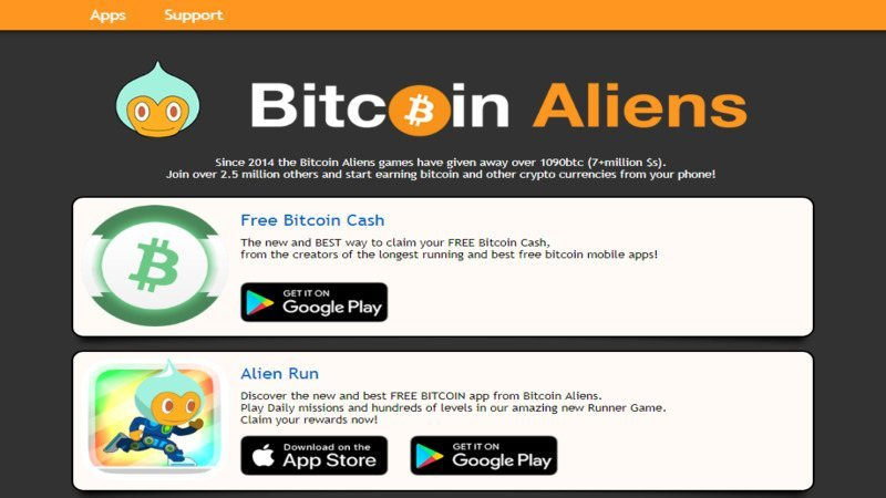 earn bitcoin every minute