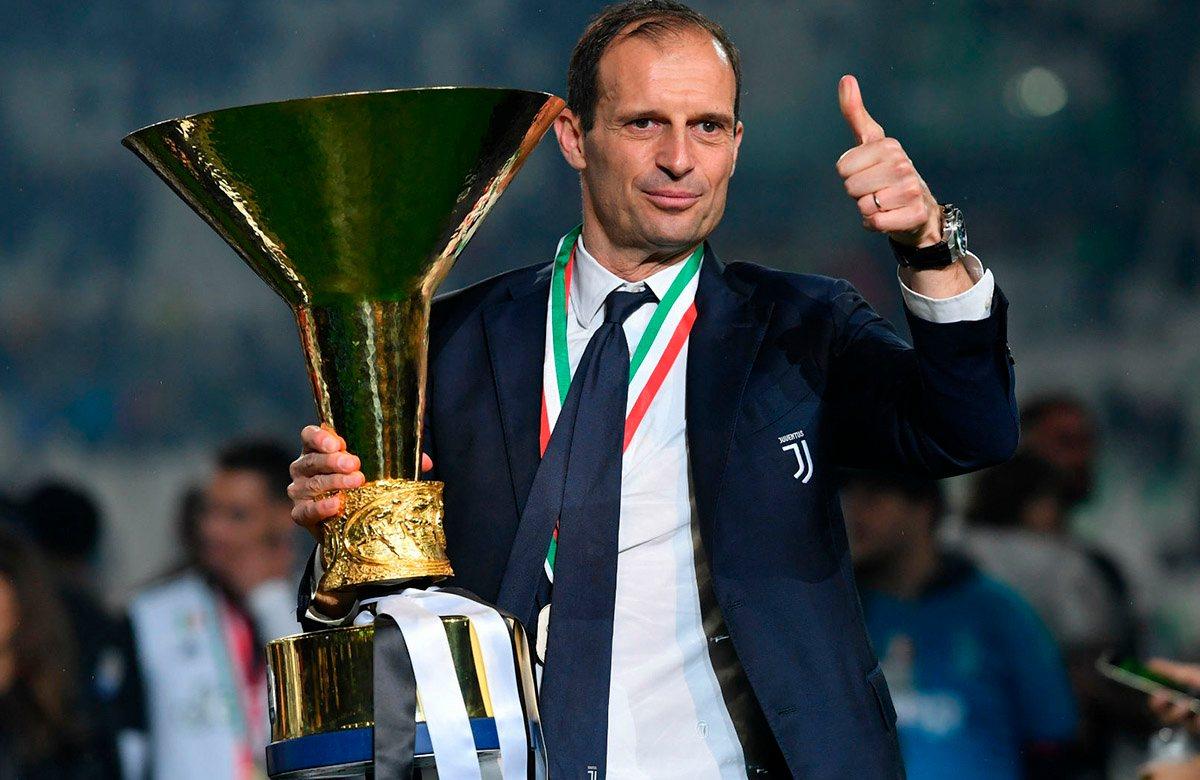Массимилиано Аллегри решил отдохнуть один сезон